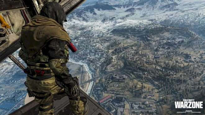 Call of Duty: Warzone to challenge battle royale rivals