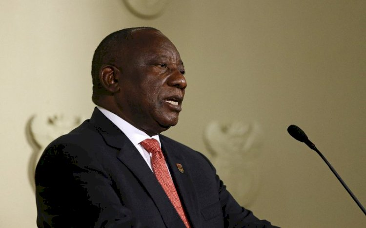 Ramaphosa's economic rescue plan, in brief