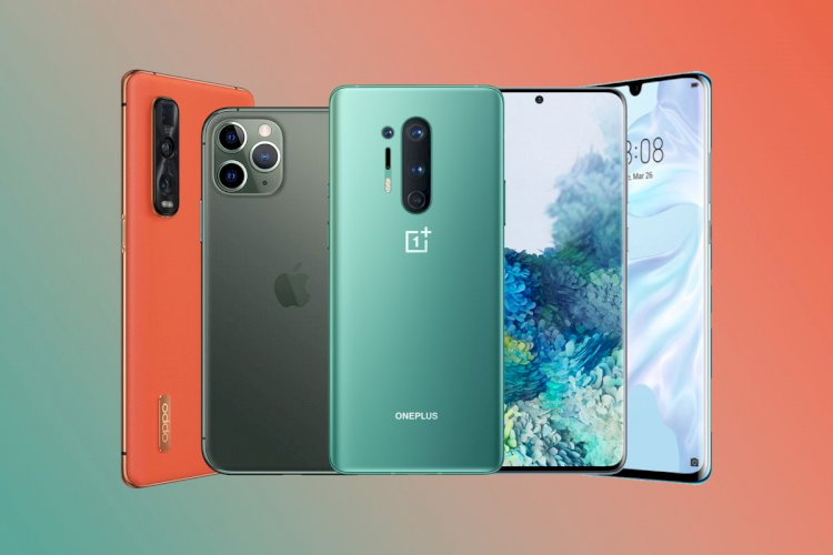 Global smartphone market suffers worst contraction in history