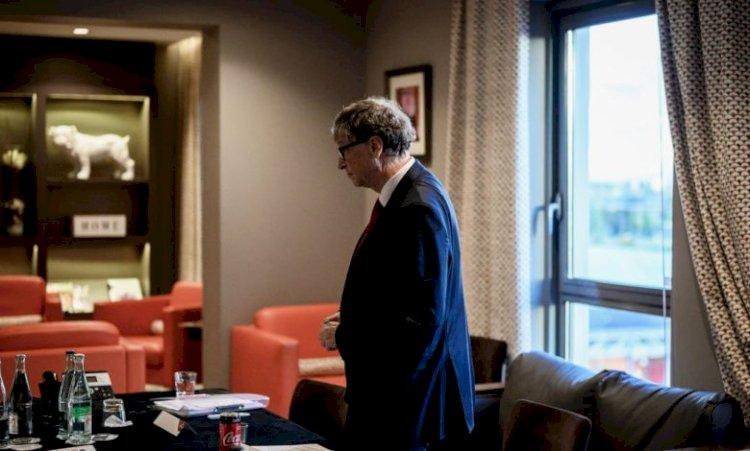 Bill Gates's new coronavirus plan involves refreshing the Giving Pledge
