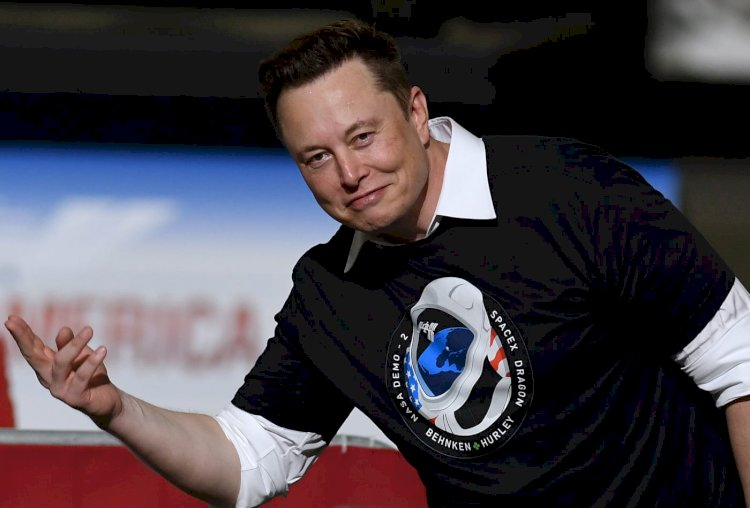 Elon Musk in line for R40-billion payday