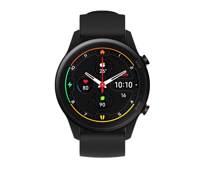Xiaomi says its new Mi Watch only needs charging twice a month
