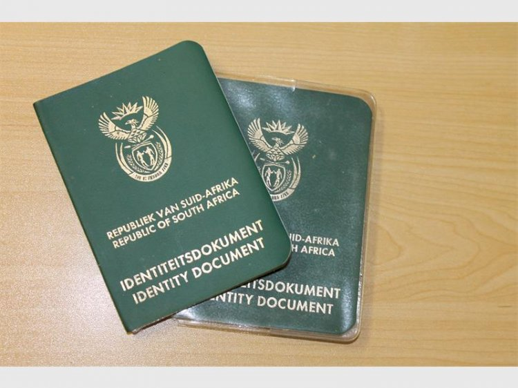 ID and passport applications suspended in South Africa