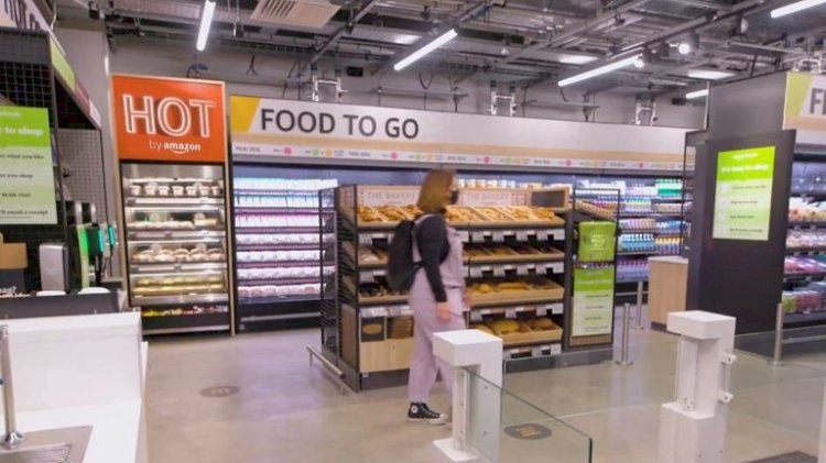 Amazon to open cashierless store in London