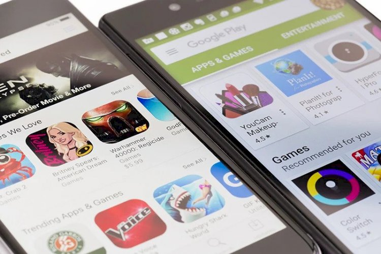 Apple users trapped in App Store – Epic