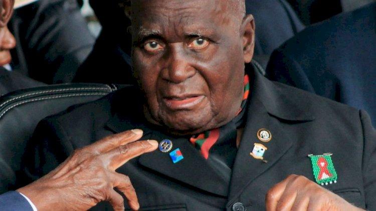 Former Zambian president Kenneth Kaunda has died aged 97
