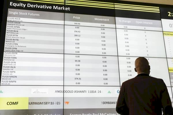 Best-performing South African tech shares in 2021